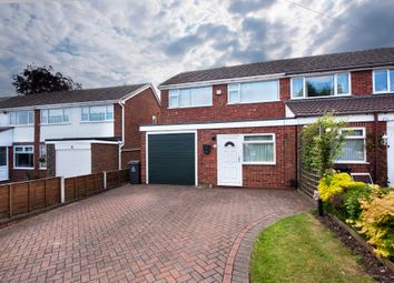 Thumbnail 3 bed semi-detached house for sale in Mulberry Walk, Streetly, Sutton Coldfield