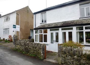 Thumbnail 2 bed terraced house to rent in Main Street, Bardsea, Ulverston