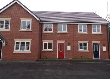 Thumbnail 2 bed terraced house to rent in Trumpet Close, Oswestry