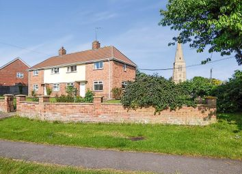 Thumbnail 3 bedroom semi-detached house to rent in The Green, Ellington, Huntingdon