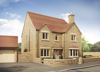 """Thumbnail 4 bed detached house for sale in """"The Marylebone"""" at Malleson Road, Gotherington, Cheltenham"""