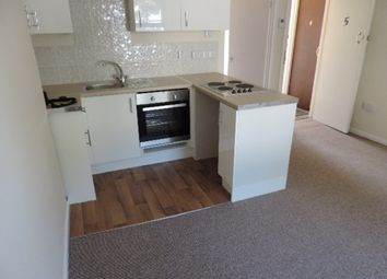 Thumbnail 1 bed property to rent in Wilton Street, Stoke, Plymouth