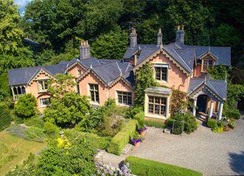 Thumbnail 8 bed detached house for sale in Eller How House, Lindale, Grange Over Sands, Cumbria