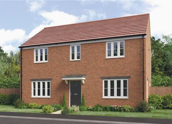 "Thumbnail 4 bed detached house for sale in ""Adderbury"" at Collins Drive, Bloxham, Banbury"