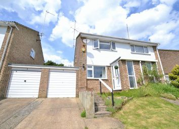 Thumbnail 2 bed semi-detached house for sale in Lapwing Close, Selsdon, South Croydon