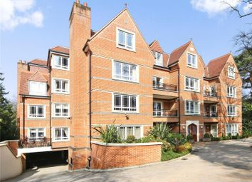 Thumbnail 2 bedroom flat for sale in Cavendish Road, Weybridge, Surrey