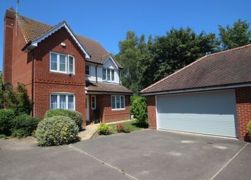 4 bed detached house to rent in Coopers Crescent, West Bergholt, Colchester CO6