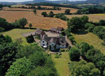 Thumbnail 4 bed country house for sale in New Inn Lane, Shrawley, Worcestershire