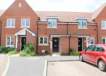 Thumbnail 2 bed terraced house for sale in Hazell Close, Hartley Wintney, Hook