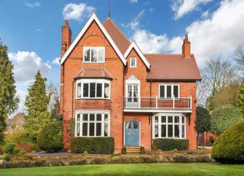 Thumbnail 6 bed property for sale in Stamford Road, Kirby Muxloe, Leicester
