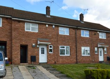 Thumbnail 3 bed terraced house for sale in Bowman Drive, Sheffield
