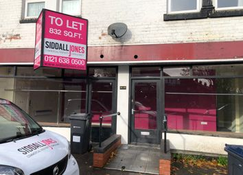 Thumbnail Retail premises to let in 1261-1263 Pershore Road, Stirchley, Birmingham