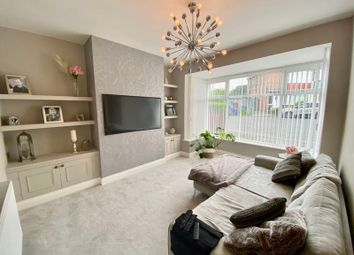Thumbnail 3 bed semi-detached house for sale in Amberley Gardens, High Heaton, Newcastle Upon Tyne
