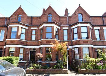 Thumbnail 4 bedroom terraced house for sale in Oakland Avenue, Ballyhackamore, Belfast