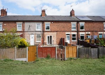 Thumbnail 2 bed terraced house for sale in Top Row, Jacksdale