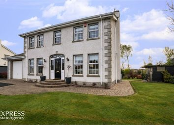 Thumbnail 4 bed detached house for sale in The Olde Golf Links, Portadown, Craigavon, County Armagh