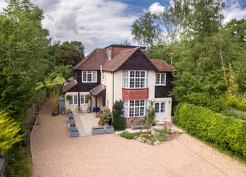 5 bed detached house for sale in Langley Road, Chipperfield, Kings Langley, Hertfordshire WD4