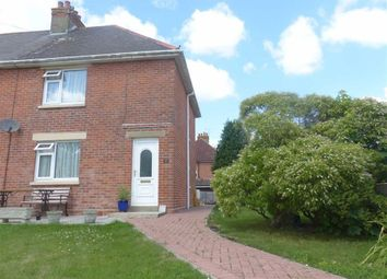 Thumbnail 3 bed end terrace house for sale in Coburg Road, Dorchester