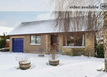 Thumbnail 3 bed detached bungalow for sale in Gullipen View, Callander