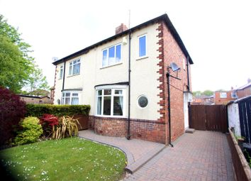 Thumbnail 2 bed semi-detached house for sale in West Auckland Road, Darlington