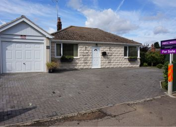 Thumbnail 2 bed detached bungalow for sale in Kyme Road, Sleaford