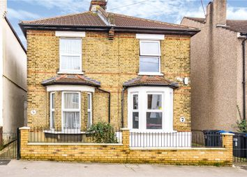 Thumbnail 2 bedroom semi-detached house for sale in Benson Road, Croydon, Surrey