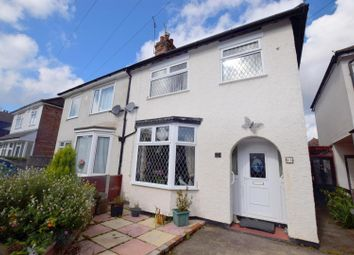 Thumbnail 2 bed semi-detached house for sale in Sidney Road, Beeston, Nottingham