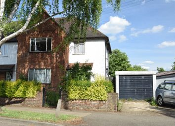 Thumbnail 3 bed semi-detached house for sale in Burstow Road, London