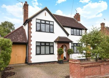 Thumbnail 5 bedroom detached house for sale in The Ridgeway, Ruislip, Middlesex