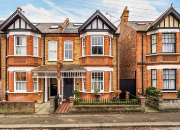 Thumbnail 4 bed semi-detached house for sale in Adela Avenue, New Malden