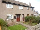 Thumbnail 3 bed terraced house to rent in Old Halkerton Road, Forfar