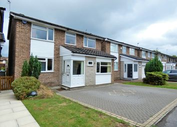 Thumbnail 4 bed detached house for sale in Constable Drive, Wilmslow