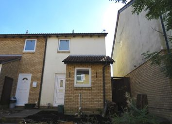 Thumbnail 1 bed semi-detached house for sale in Glenbrook Drive, Barry