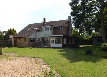 Thumbnail 5 bedroom detached house for sale in The Woodlands, Broom, Biggleswade, Bedfordshire