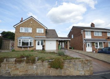 Thumbnail 4 bed detached house for sale in Trough Well Lane, Wrenthorpe, Wakefield