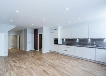 Thumbnail 3 bed flat to rent in 124-128A, Shacklewell Lane, London