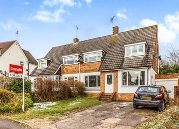 Thumbnail 5 bedroom semi-detached house for sale in Barnfield Road, St.Albans