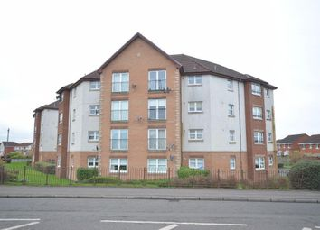 Thumbnail 2 bed flat for sale in Lochranza Court, Motherwell