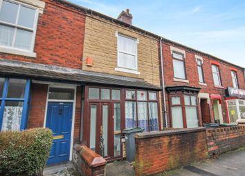3 bed terraced house for sale in Leek Road, Hanley, Stoke-On-Trent. ST1