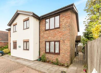 Thumbnail 1 bed flat for sale in Holly Avenue, New Haw, Surrey