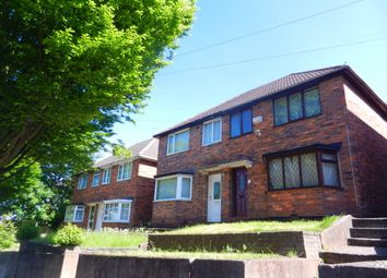 Thumbnail 3 bed semi-detached house to rent in Monsal Road, Great Barr, Birmingham