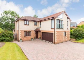 Thumbnail 5 bed detached house for sale in Fairlie, Stewartfield, East Kilbride, South Lanarkshire