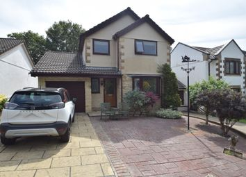 Thumbnail 4 bed detached house for sale in Old Well Gardens, Penryn