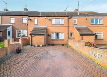 Thumbnail 3 bedroom terraced house for sale in Carnoustie, Worksop
