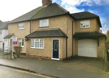 Thumbnail 3 bed semi-detached house for sale in St. Andrews Street, Leighton Buzzard