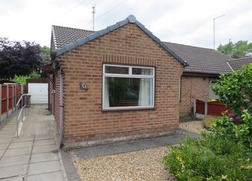 Thumbnail 2 bed semi-detached bungalow for sale in Rookery Drive, Rainford, St. Helens