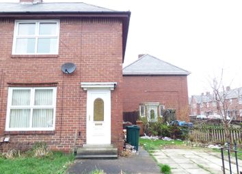 Thumbnail 2 bedroom terraced house for sale in Greenford Road, Walker, Newcastle Upon Tyne