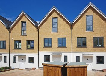 Thumbnail 4 bed property to rent in Dock Meadow Reach, London