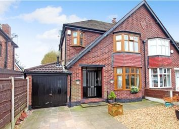 Thumbnail 3 bed semi-detached house for sale in Boundary Road, Cheadle