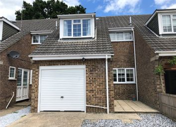 Thumbnail 4 bed terraced house for sale in Towers Way, Corfe Mullen, Wimborne, Dorset